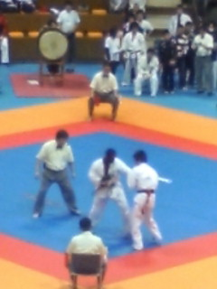 This is KARATE!
